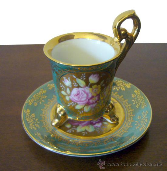 Taza en porcelana de coleccion ohashi china mad comprar for Tazas de porcelana