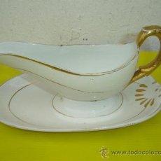 Vintage: SALSERA DE PORCELANA . Lote 26432325