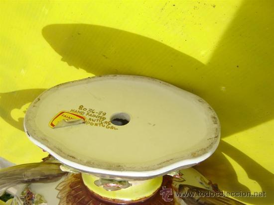 Vintage: centro de mesa de ceramica - Foto 3 - 26797998