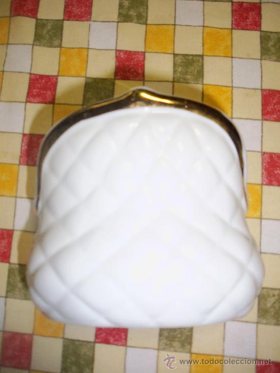 JOYERO PORCELANA (Vintage - Decoración - Porcelanas y Cerámicas)