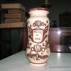 Vintage: BOTE FARMACIA. Lote 28683062