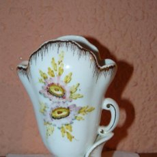 Vintage: VIOLETERO DE CERÁMICA.. Lote 30205129