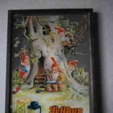 Vintage: ESPEJO PELIKAN COLECCION NOSTALGIA. Lote 30409277