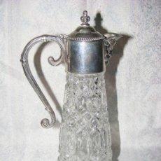 Vintage: JARRA PLATEADA. Lote 31532895