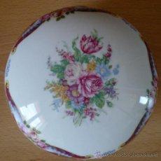 Vintage: CAJA BOMBONERA PORCELANA LIMOGES. Lote 32599962