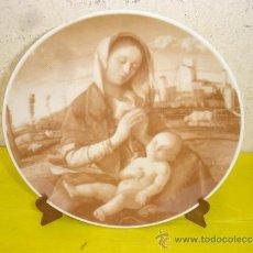 Vintage: PLATO DE PORCELANA VISTAALEGRE. Lote 32646642