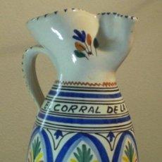 Vintage: JARRA CERAMICA. Lote 34200213