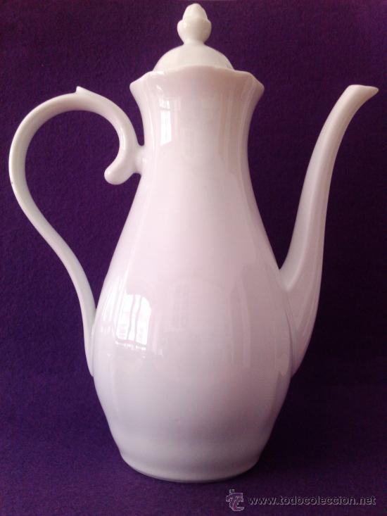 HERMOSA TETERA (Vintage - Decoración - Porcelanas y Cerámicas)