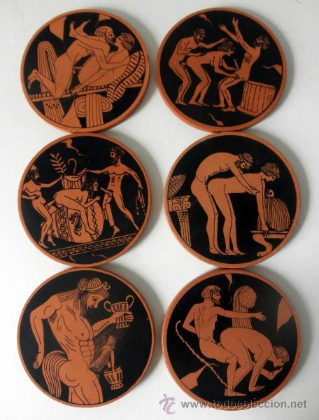 Escenas eroticas griegas de ceramica distinto comprar - Decoracion erotica ...