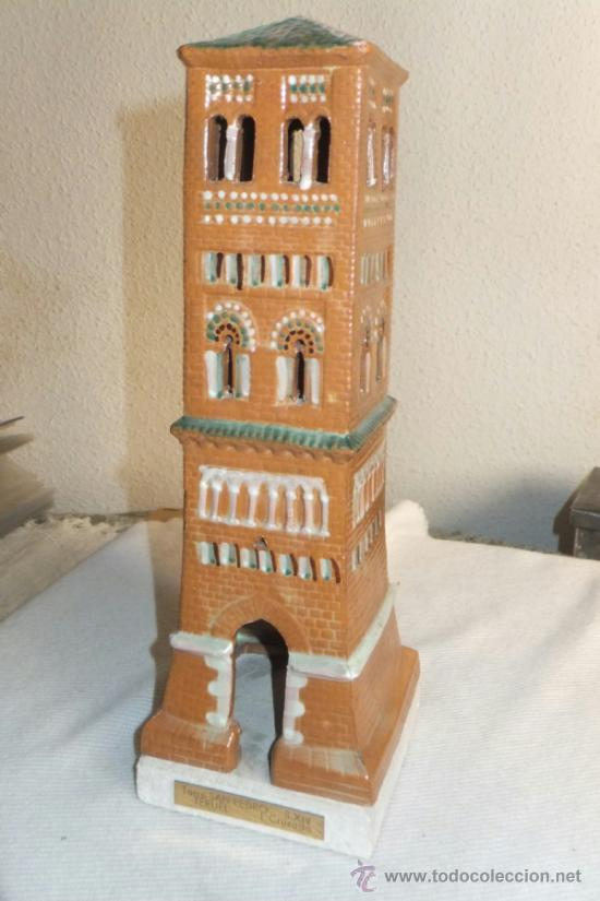 Torre mud jar de san pedro teruel en cer comprar - Ceramica san pedro ...