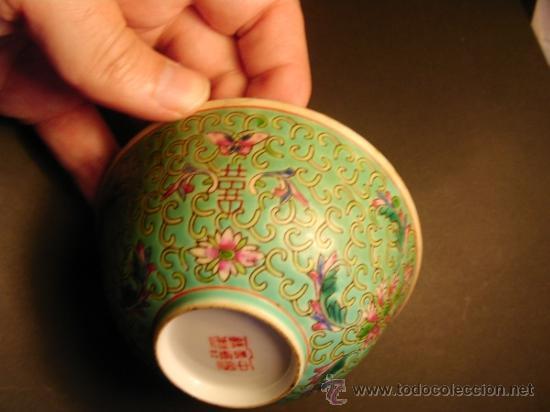 Vintage: Porcelana china. - Foto 2 - 37993538