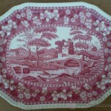 Vintage - Fuente bandeja Porcelana San Claudio, modelo Bridge - 38123302