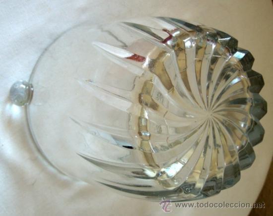 Vintage: Cubitera de vidrio soplado - Foto 2 - 38597835