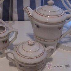 Vintage: ENCANTADOR JUEGO DE CAFÉ. Lote 39063835