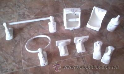 Precioso juego de accesorios para cuarto de bañ - Vendido en Venta ...