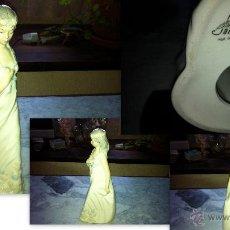 Vintage: FIGURA DE PORCELANA MARCAS Y SELLO SANBO. Lote 39667360