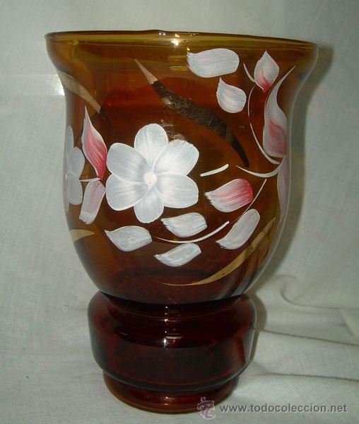Jarrones decorados jarrones decorativos jarrones - Jarrones de cristal decorados ...