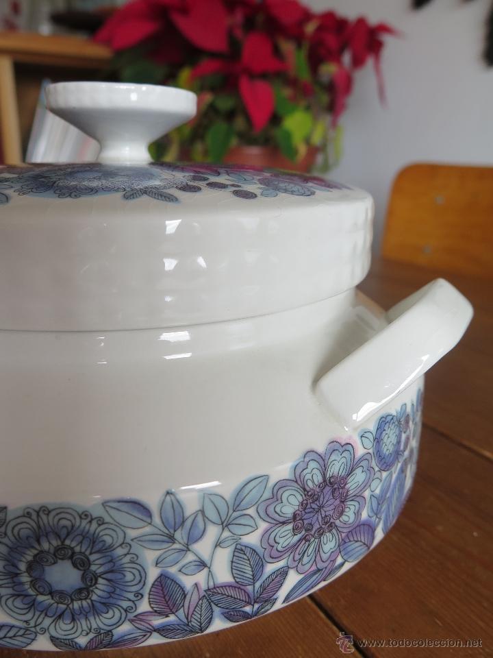 SOPERA PONTESA (Vintage - Decoración - Porcelanas y Cerámicas)