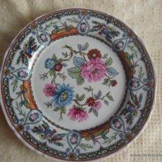 Vintage - PLATO PORCELANA CHINA floral 26 cm - 41144939