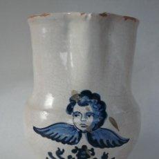 Vintage: JARRON CERAMICA POPULAR 21 CM. ALTURA 18 CM. DIAMETRO. Lote 41199910