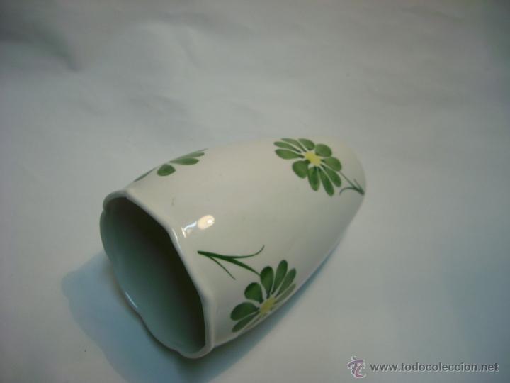 Vintage: florero decorado - Foto 2 - 41228010