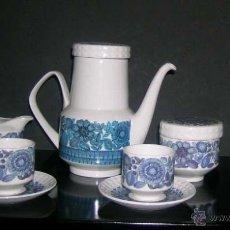 Vintage: JUEGO DE CAFE ART DECO. Lote 41573093
