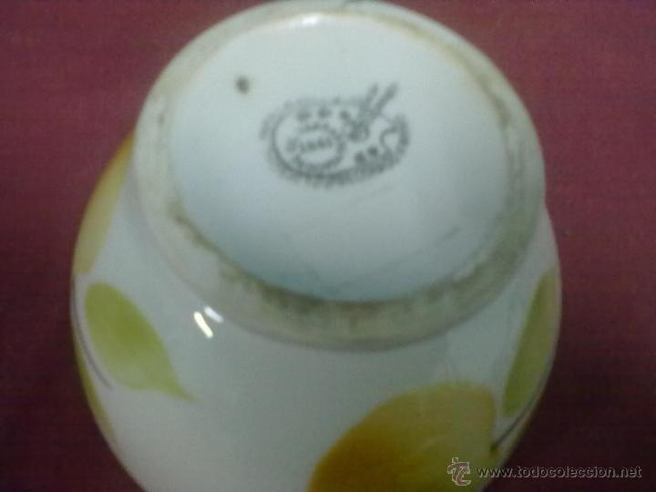 Vintage: TAZON BOL CERAMICA GIL VARGAS SEGOVIA - Foto 2 - 42093686