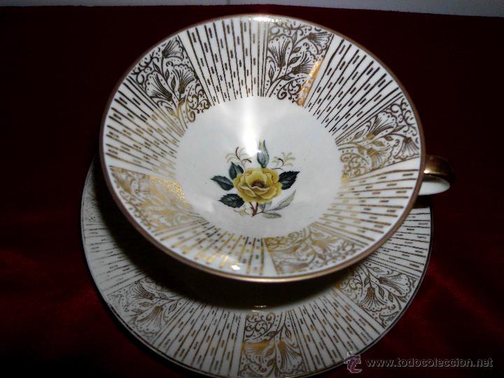 Vintage: Conjunto de tazas de colección Bavaria - Foto 5 - 42160481