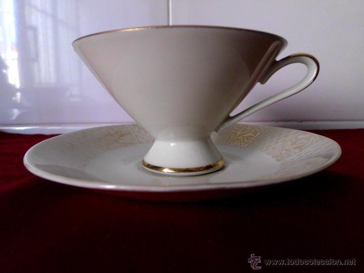 Vintage: Conjunto de tazas de colección Bavaria - Foto 8 - 42160481
