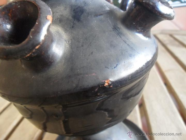 Vintage: JARRON CON 4 PEQUEÑAS BOCAS LATERALES - Foto 7 - 42332157