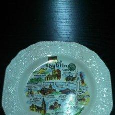 Vintage: PLATO DE DUBLIN.. Lote 42442488