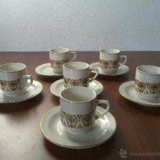 Vintage: JUEGO 6 TAZAS CHINAS. Lote 42456446