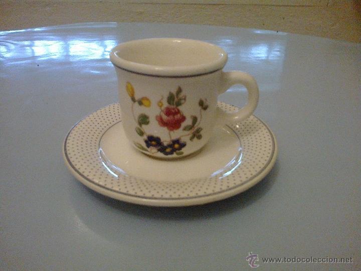 Vintage: JUEGO CAFE 6 SERVICIOS . - Foto 4 - 42525394