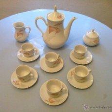 Vintage: JUEGO CAFE 6 SERVICIOS . THUN. Lote 42525560
