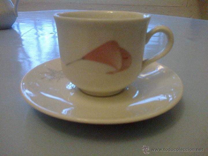 Vintage: JUEGO CAFE 6 SERVICIOS . THUN - Foto 2 - 42525560