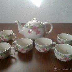 Vintage: JUEGO CAFE 6 SERVICIOS . Lote 42552650