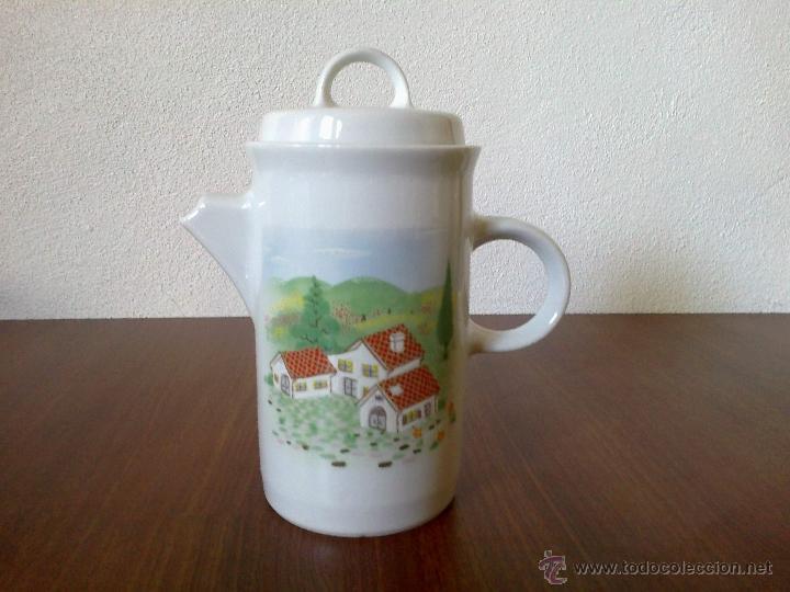 Juego Cafe Para Dos Casa Comprar Porcelana Y Ceramica Vintage En