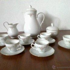Vintage: JUEGO CAFE 12 SERVICIOS . BAVARIA . . Lote 42553704