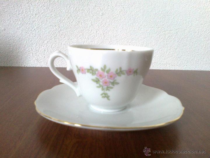Vintage: JUEGO CAFE 12 SERVICIOS . BAVARIA . - Foto 5 - 42553704