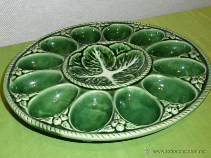 Antigua fuente o bandeja portuguesa f subtil e comprar Ceramica portuguesa online
