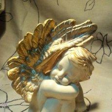 Vintage: PRECIOSO ANGEL-ANGELITO-QUERUBIN EN PORCELANA. Lote 42970694