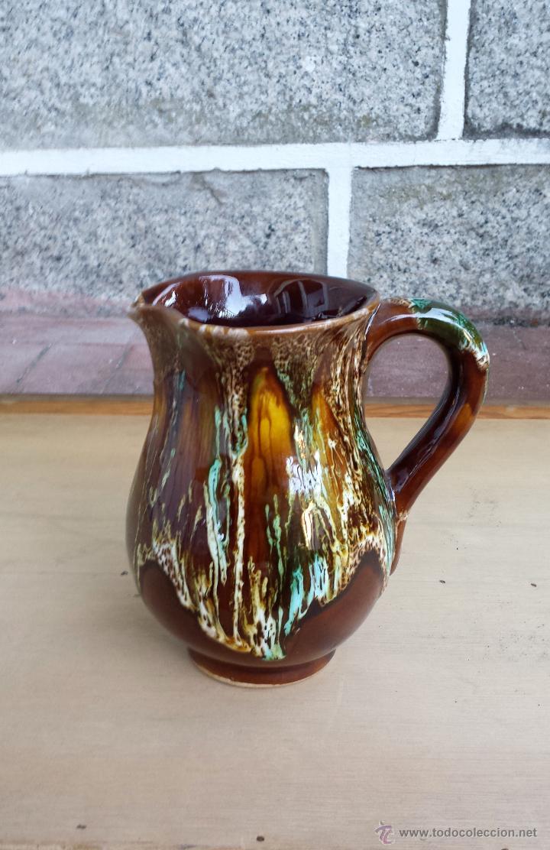 Vintage: Jarra cerámica de Vallauris - Foto 2 - 43243237