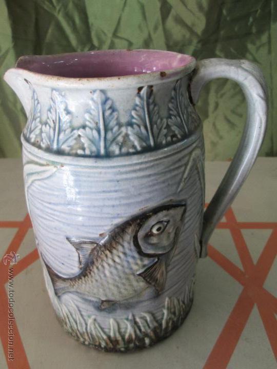 Antigua jarra de cer mica portuguesa esmaltada comprar Ceramica portuguesa online