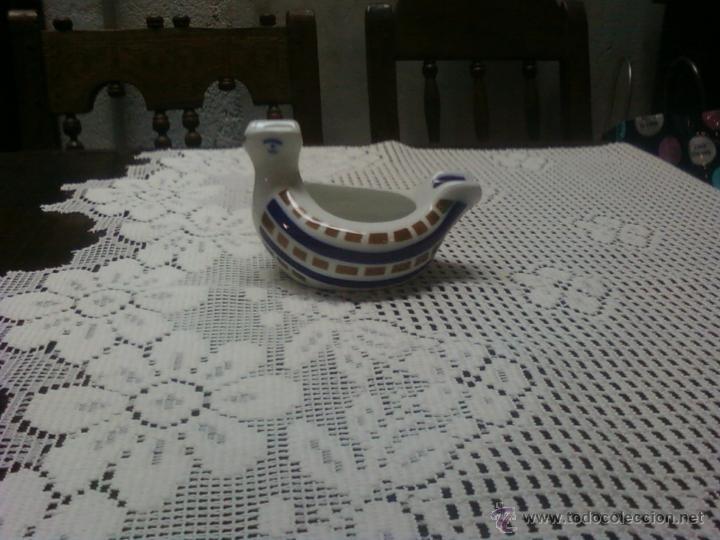 CENICERO SARGADELOS (Vintage - Decoración - Porcelanas y Cerámicas)