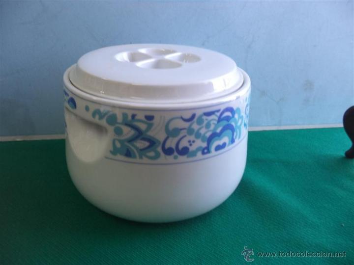 Vintage: bombonera de porcelana - Foto 2 - 43510414