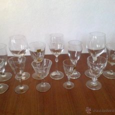 Vintage: COPAS CRISTAL SUELTAS.. Lote 43644054