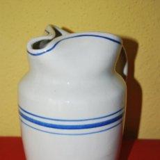 Vintage: JARRA DE CERÁMICA - PINTADA A MANO. Lote 43905231