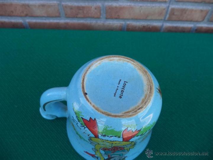 Vintage: taza ceramica niño - Foto 2 - 44017305