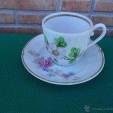 Vintage: PLATO Y TAZA. Lote 44100380
