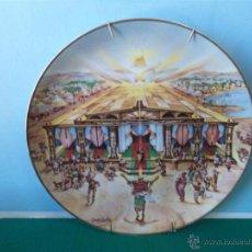 Vintage: PLATO COLECCIONABLE ANTIGUO AÑOS 50. Lote 44218010